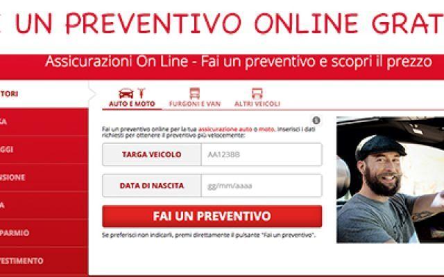 Preventivo online Genertel e risparmia il 50% sull' RC auto