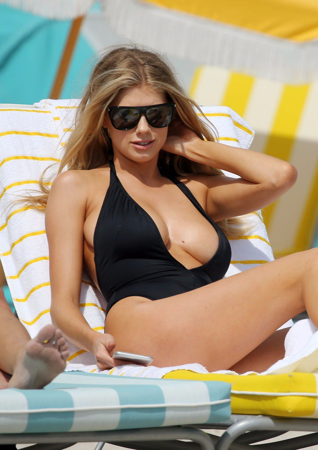 Charlotte mckinney nipple slip - 2019 year