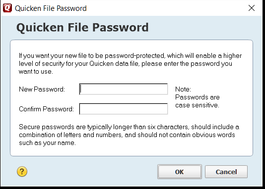 How To Recover Quicken File Password Quicken, Supportive