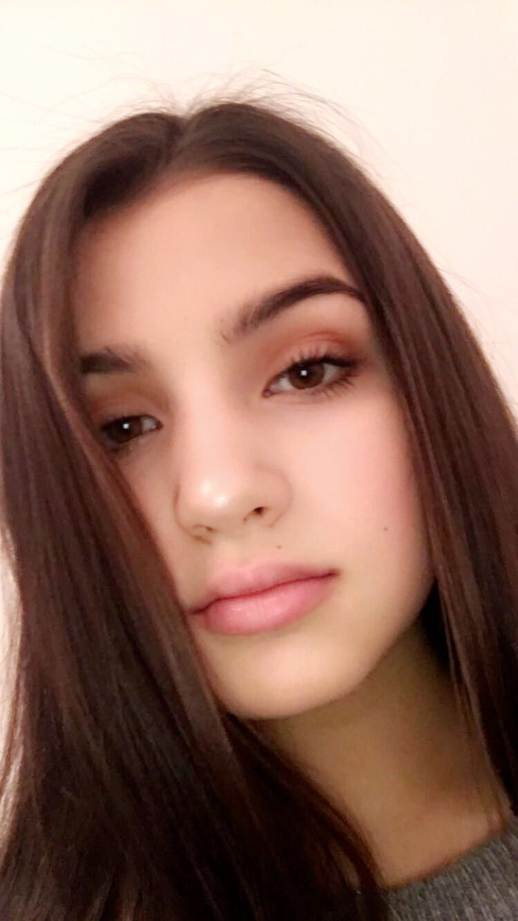 Pretty Teen Girl Girl