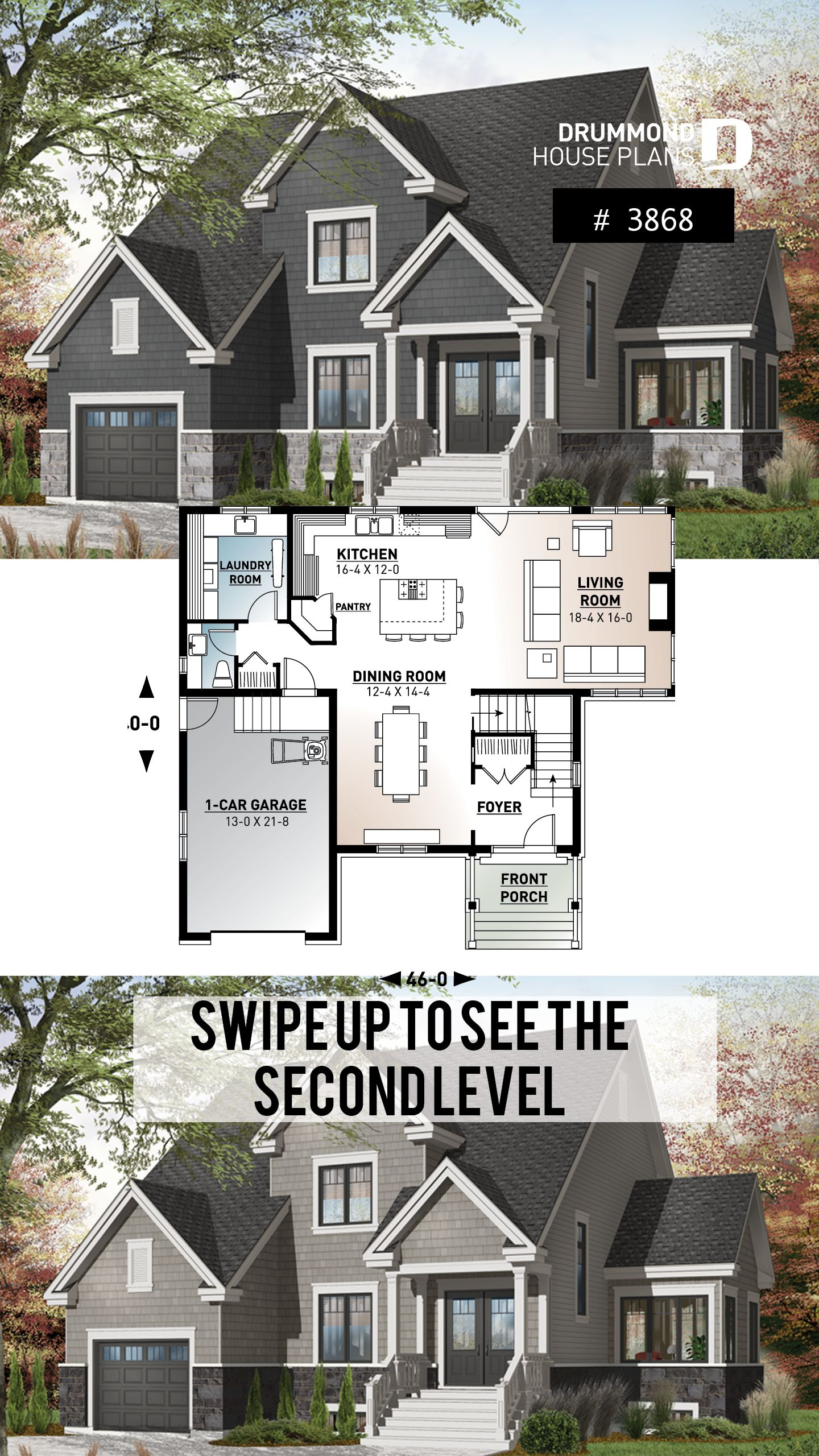 More information also pin by drummond house plans on small  affordable home rh pinterest