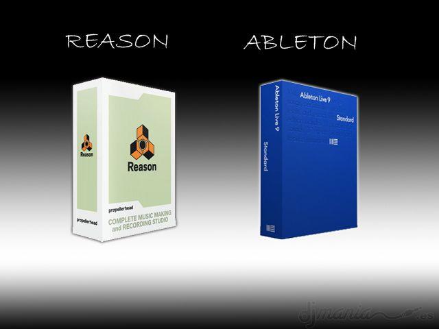 Ableton y Reason , son unos de los los mejores programas de creación musical! Crea secuencias usa efectos de sonido!