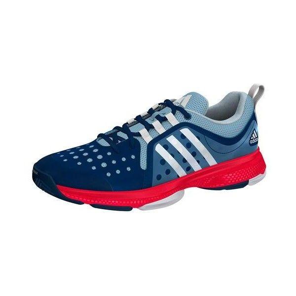 The new adidas Women's Barricade Classic Bounce Tennis Shoe