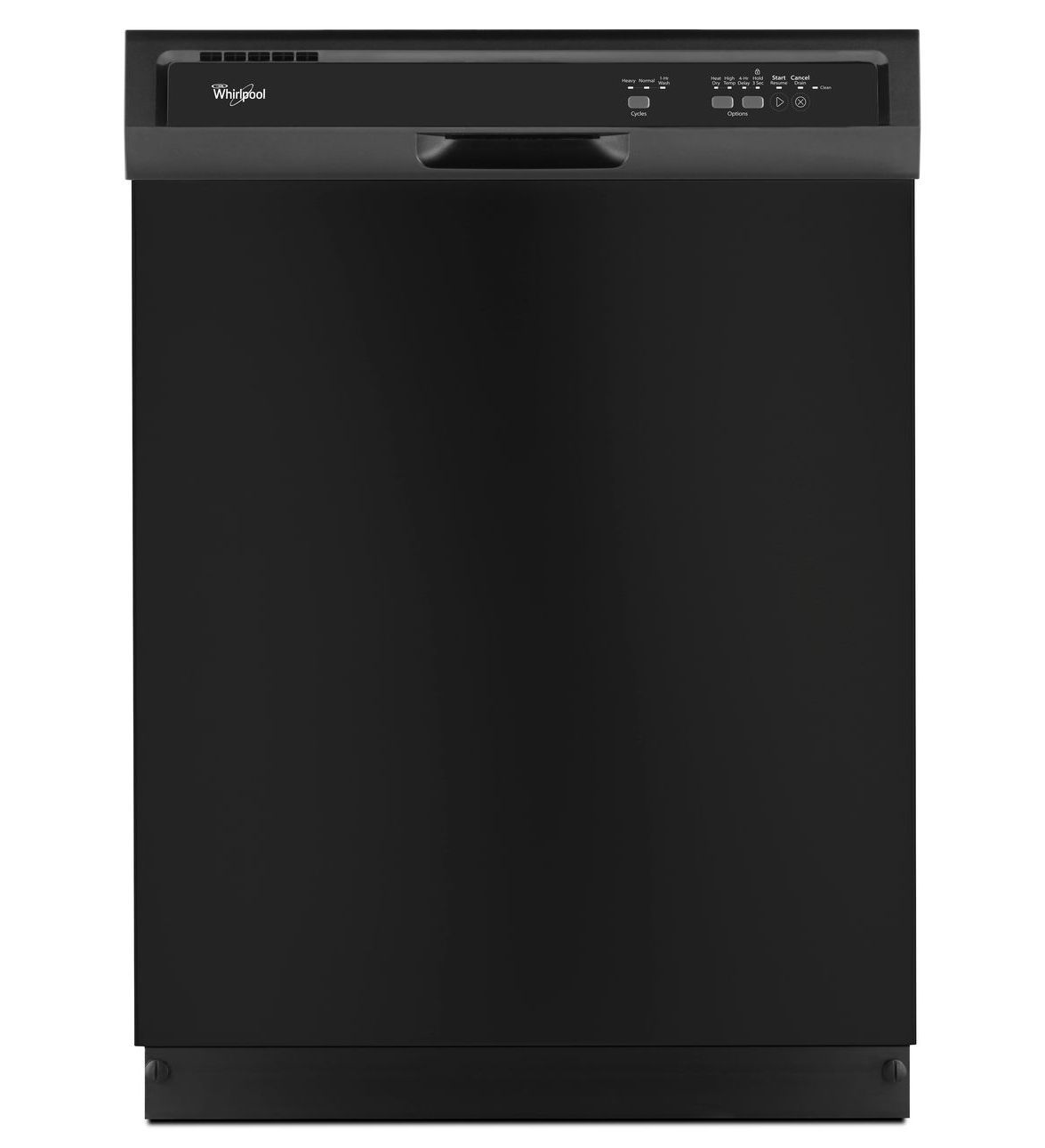 Energy star certified dishwasher with a soil sensor