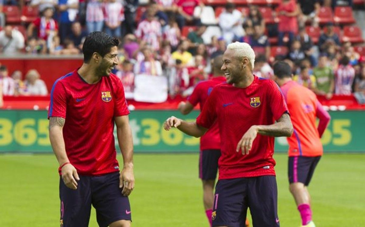 Suarez Wants To Earn As Much As Neymar At Barcelona Soccer News Messi Vs Neymar
