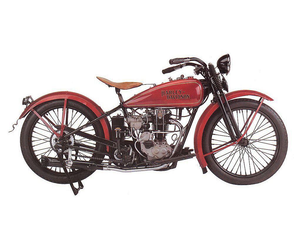 Harley Davidson 1928 28b 350cc 1 Cyl Sv: Harley-Davidson Model BA (1926)