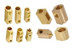 Brass Neutral Links Brass Socket Pins Brass Tc Hrc Fuse Connectors Electrical Switch Gear Parts Brass Electronic Con Brass Electricity Electrical Switches