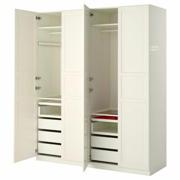 Pax Kleiderschrank - Schaffen Sie leicht Ordnung in Ihrem Schrank in ...