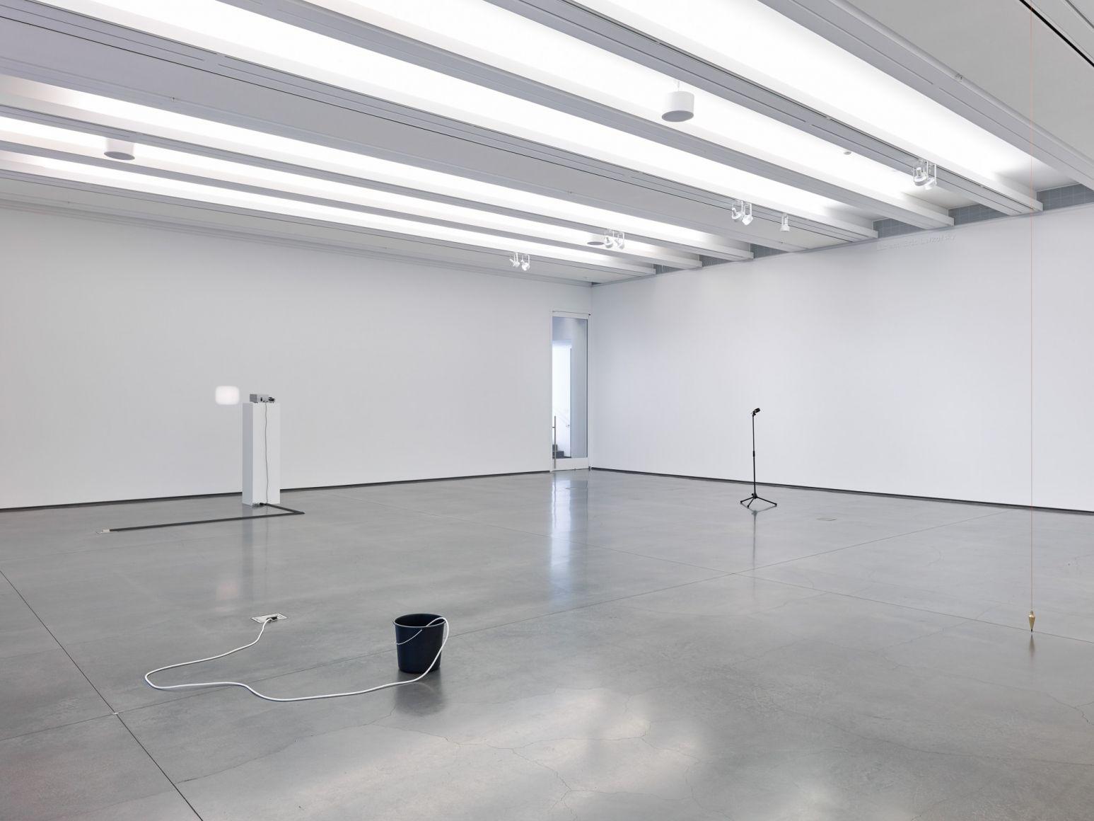 Ceal Floyer Installation View Aspen Art Museum 2016