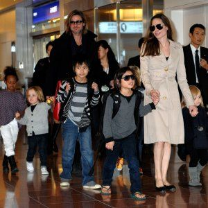 Angelina Jolie -- I really do admire this woman.