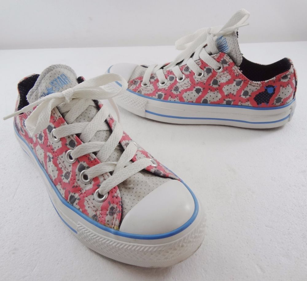 Converse All Star Pink Black Sheep Sneakers Gym Shoes Womens 6 US 4 UK 36.5  EU