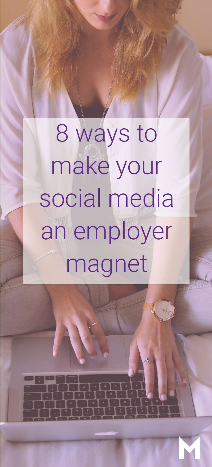8 ways to make your social media profile an employer magnet job search tipssocial - Job Hunting Tips For Job Hunting Strategies