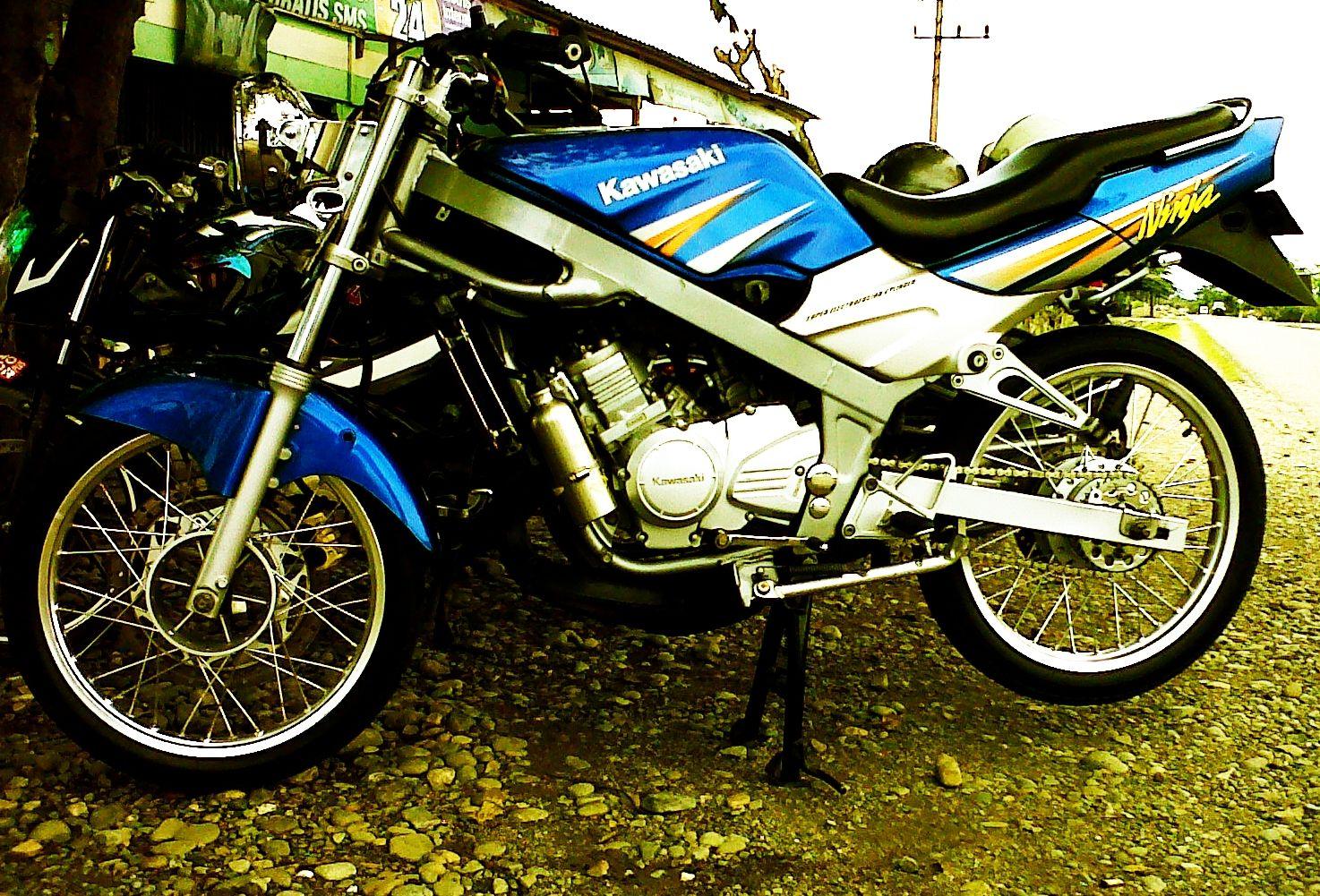 Kenangan Kawasaki Ninja 150 R