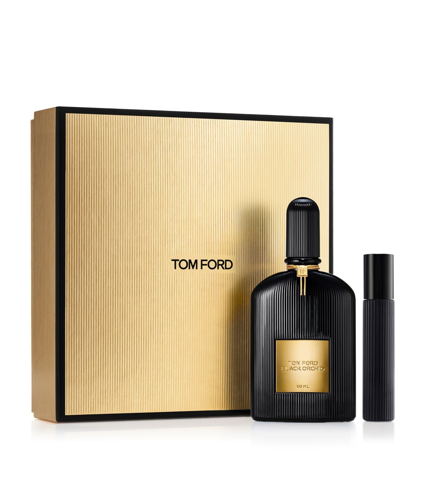 TOM FORD Black Orchid Collection Set ,