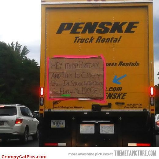 Funny Truck Captions Funny Semi Truck Captions With Images