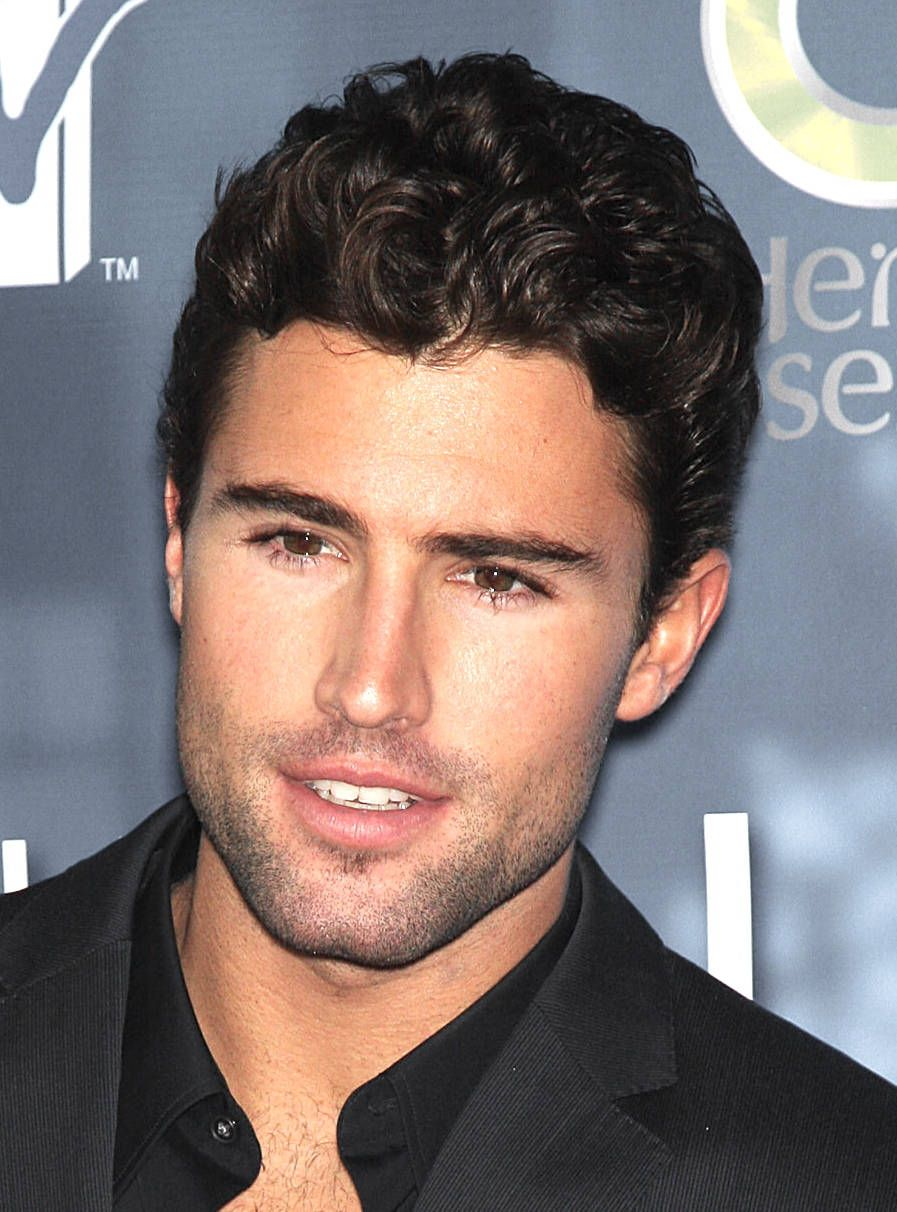 brody jenner. curly hair. | heroes | pinterest | famous men