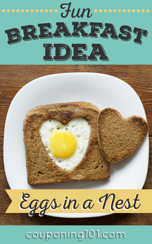 Eggs In A Nest Recipe Couponing 101 Egg Recipes For Kids Delicious Breakfast Recipes Best Breakfast
