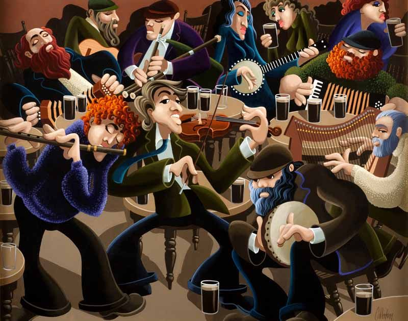 George Callaghan - The Session