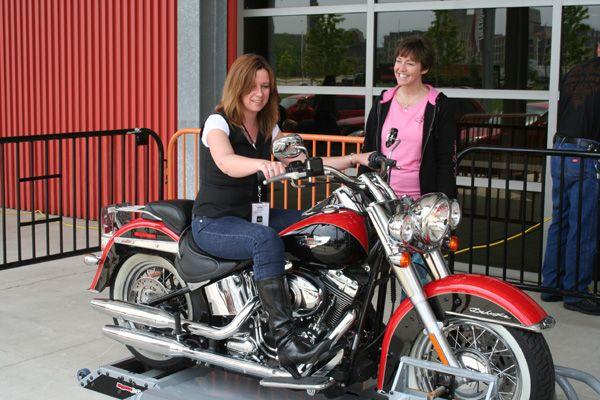 real women ride harleys - Google Search