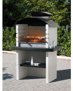 Barbecue Fixe Calgary Crystal Sunday Design Barbecue Idee Barbecue Barbecue En Pierre