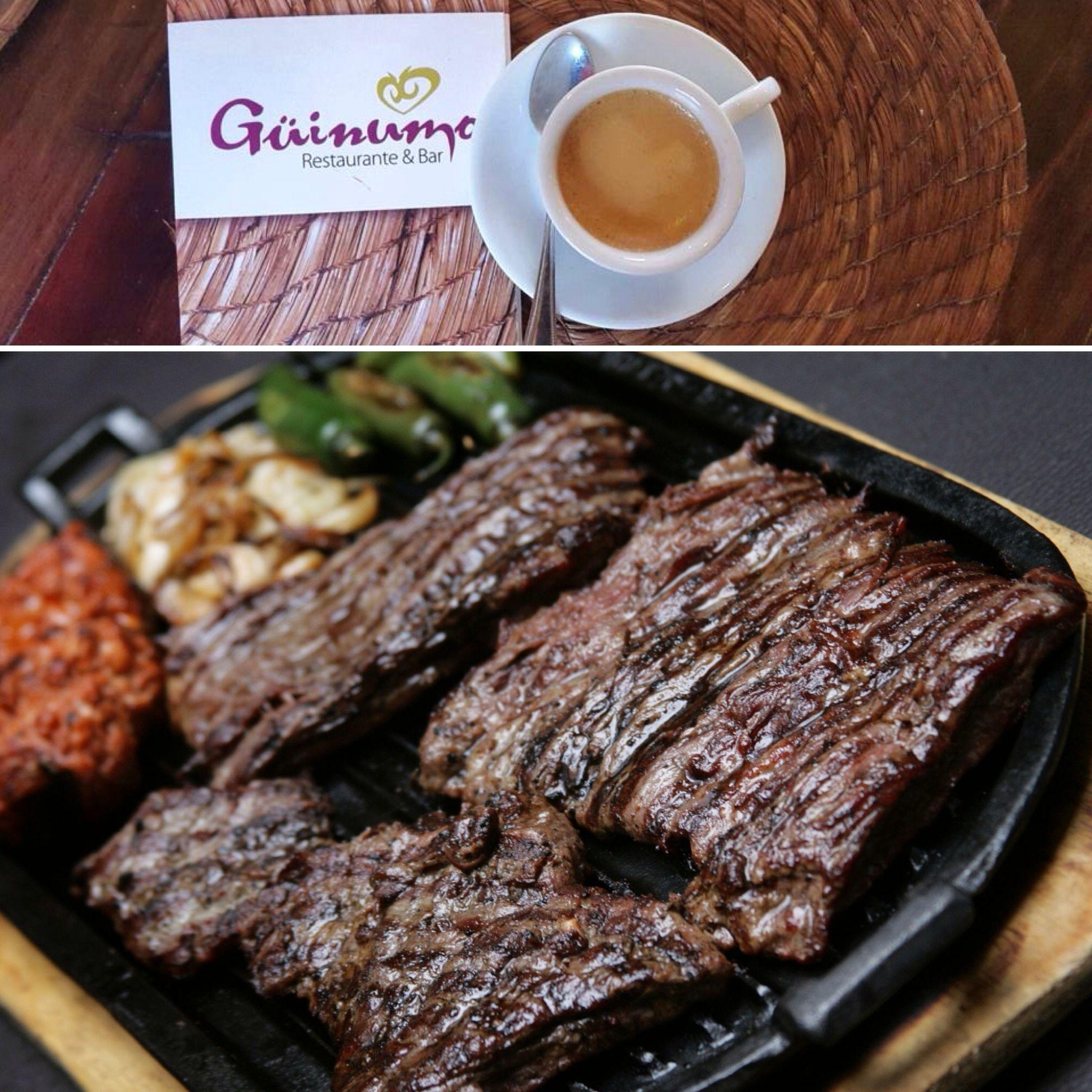 #parrillada favorita de #guinumo #restaurante #pueblomagico #mazamitla #jalisco #menú #espresso