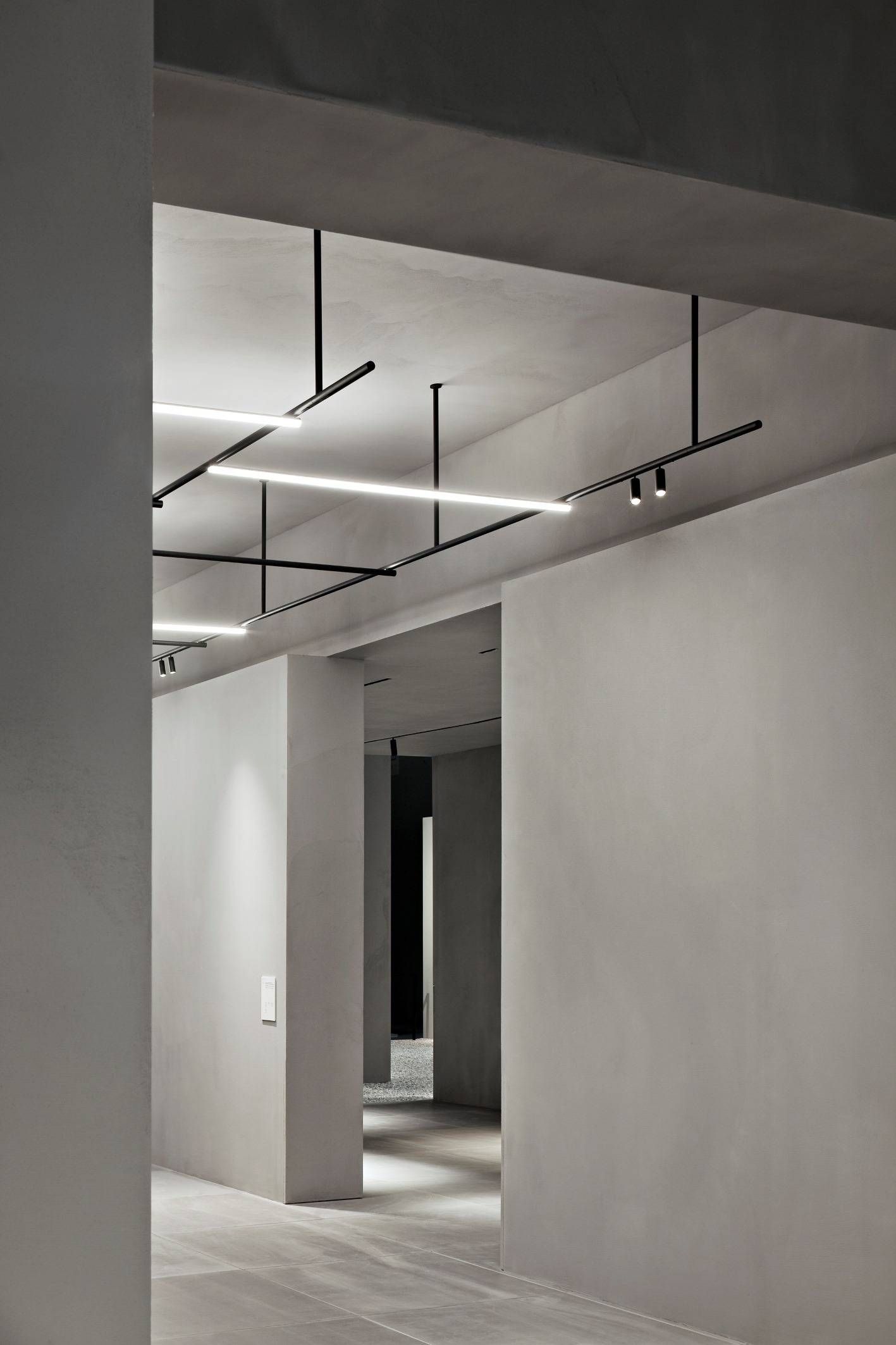 Industrial Lighting Kitchen Flos Stand X Vvd Kitchen Light Inspiration Industrial And
