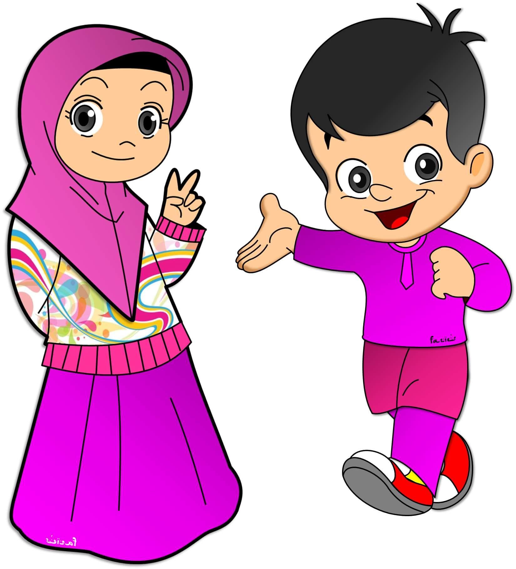 Kartun, Anak, Animasi