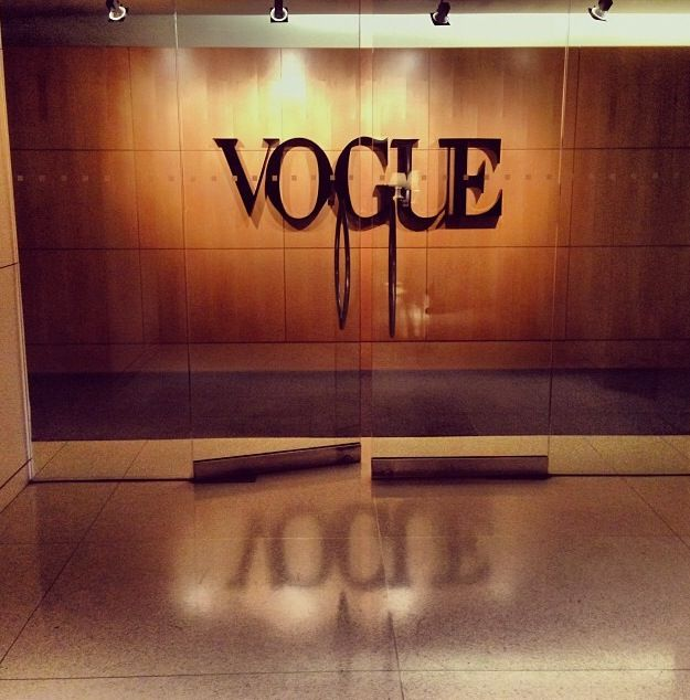 Vogue Magazine headquarters