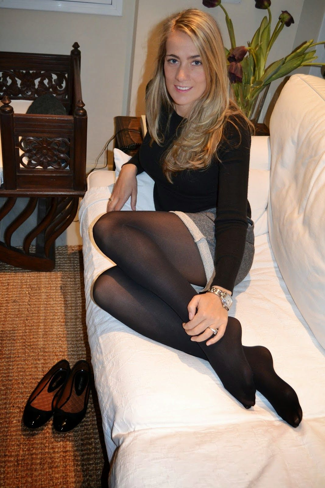 College girls pantyhose blogspot
