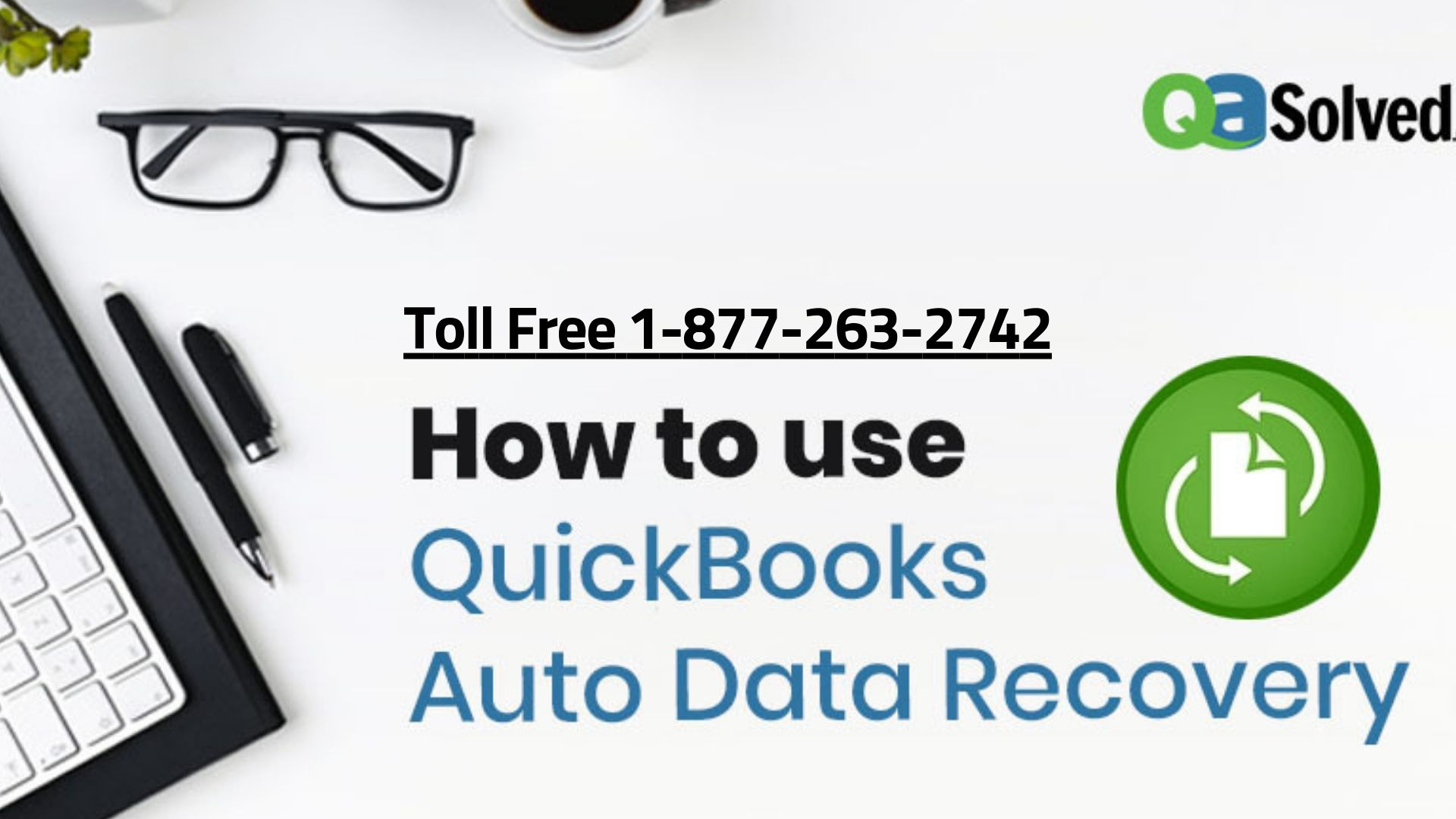 QuickBooks Auto Data Recovery is a tool that can recover all lost