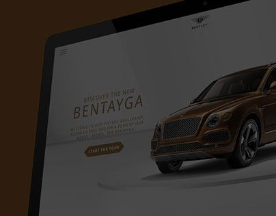 "Check out new work on my @Behance portfolio: ""Bentley Bentayga microsite concept"" http://be.net/gallery/40449351/Bentley-Bentayga-microsite-concept"