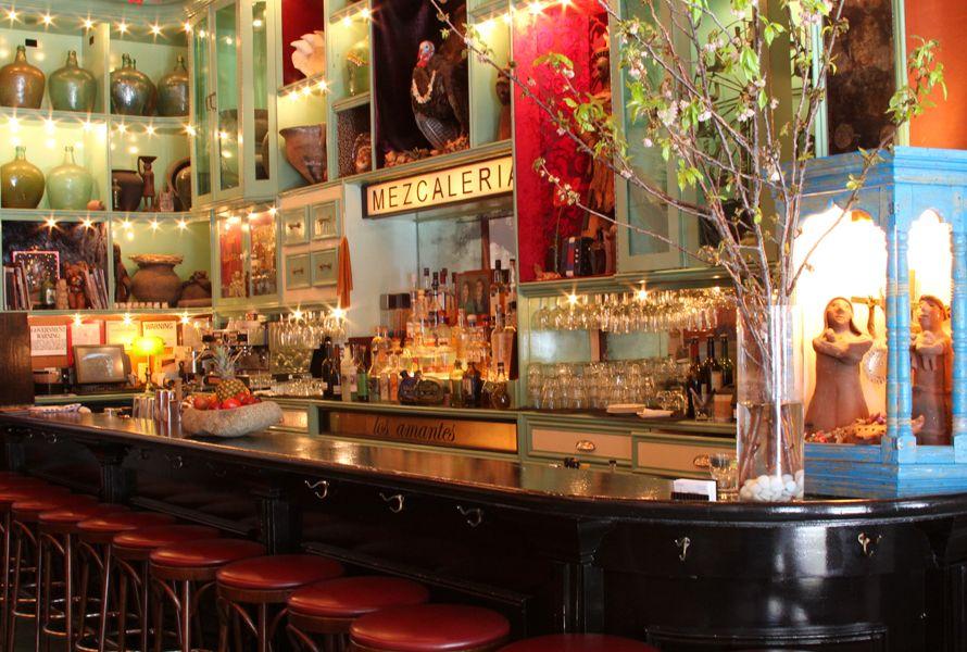 Casa Mezcal  Places  Mezcal Restaurantes mexicanos y Bar
