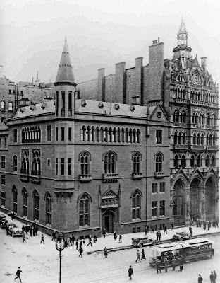 A Grand Old Building Melbourne Architecture Gothic Architecture