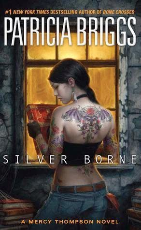 Smitten with Reading: Silver Borne by Patricia Briggs