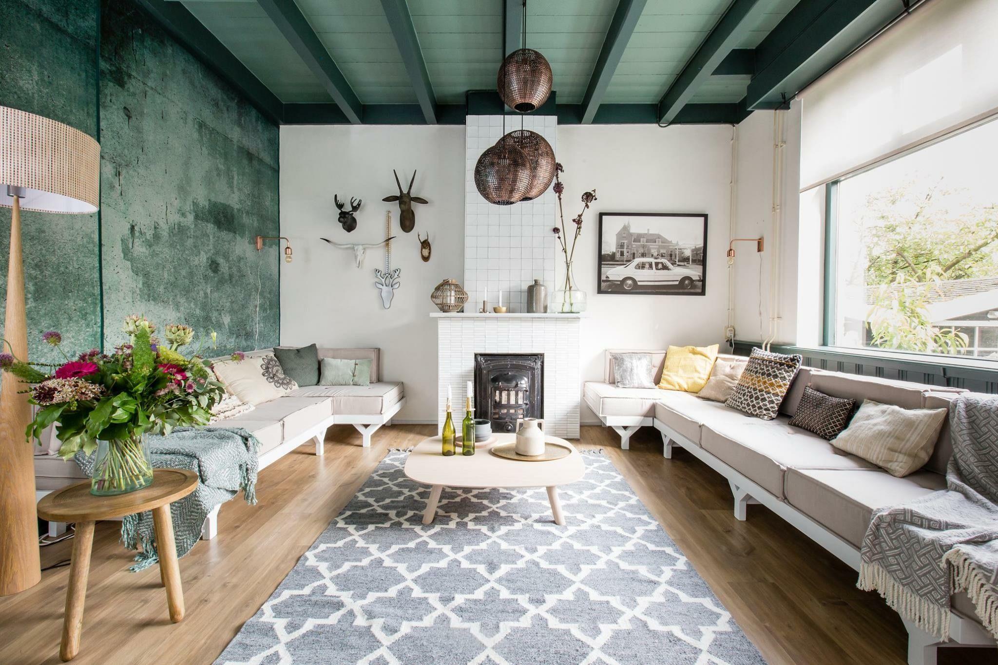 Interieur Ideeen Kleuren : Interieur ideeen woonkamer kleuren geschikte kleuren voor woonkamer