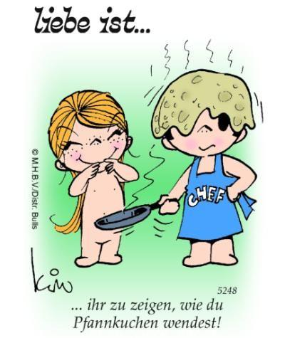 """Photo of """"Liebe ist…"""": Die legendären Cartoons jetzt auch bei"""
