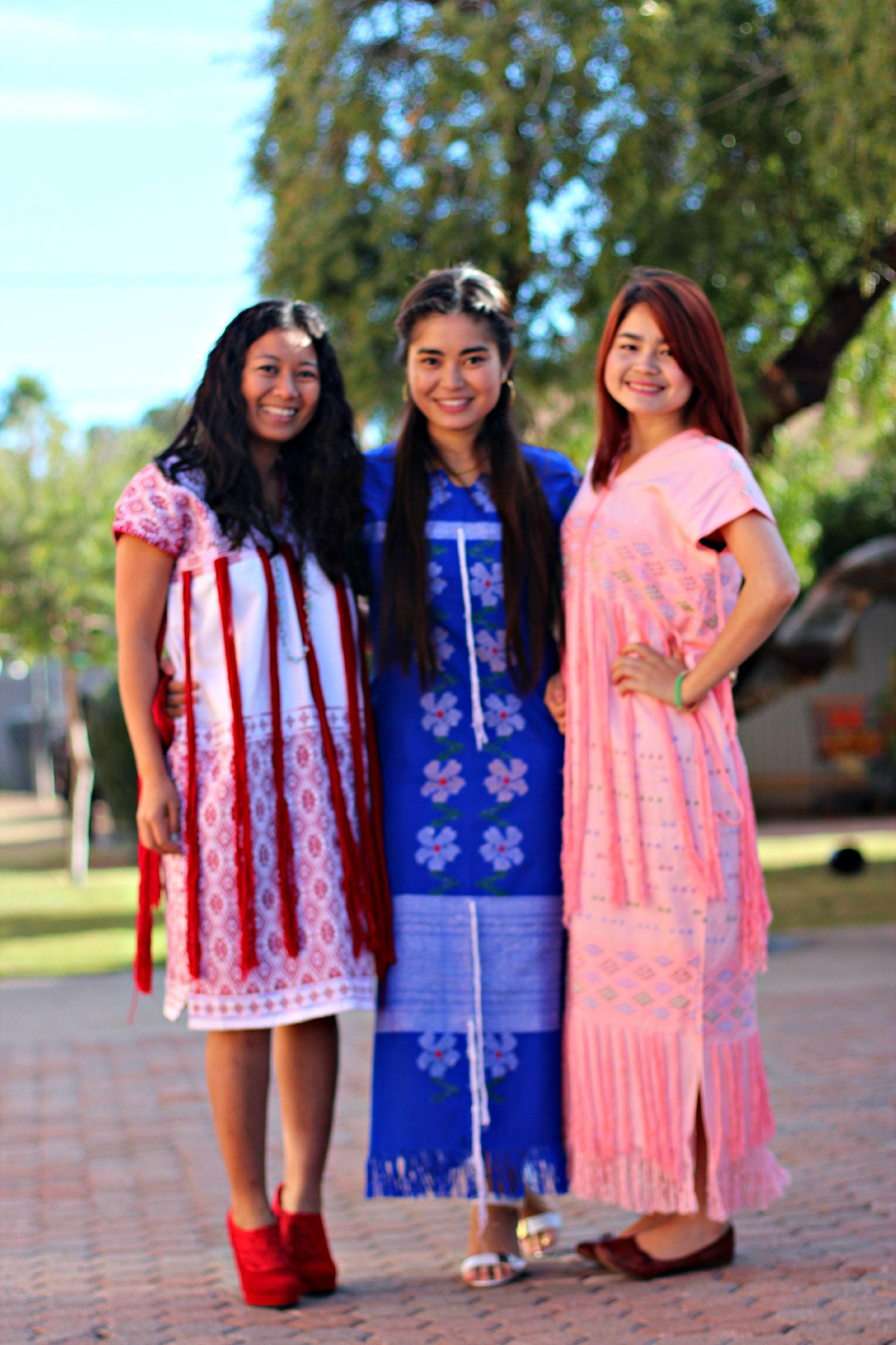 Karen Tribe Wedding Dress Weaved