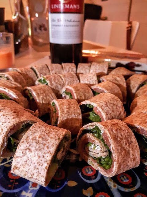Good Pieces In Life: Salmon rolls recipe