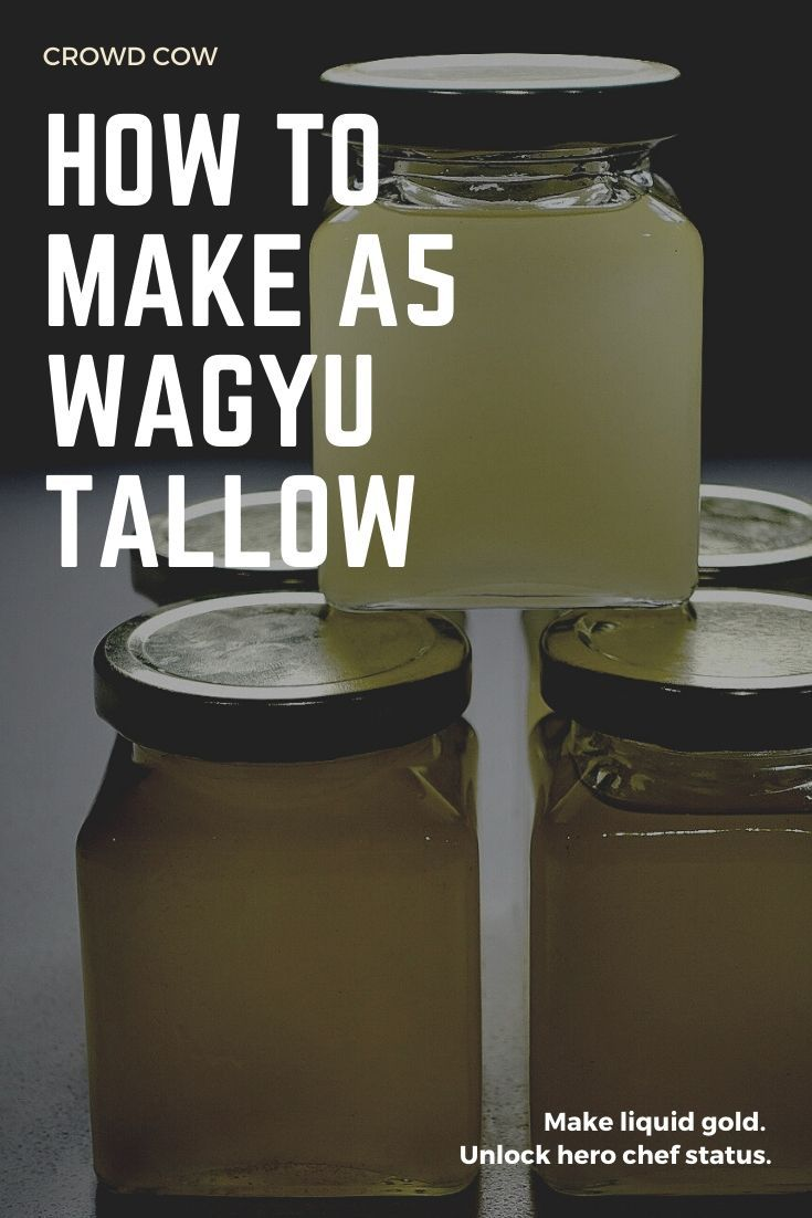 How to make a5 wagyu tallow and unlock hero chef status