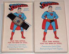 "1993 Fantasma ""Superman"" Commemorative Limited Edition Watch"