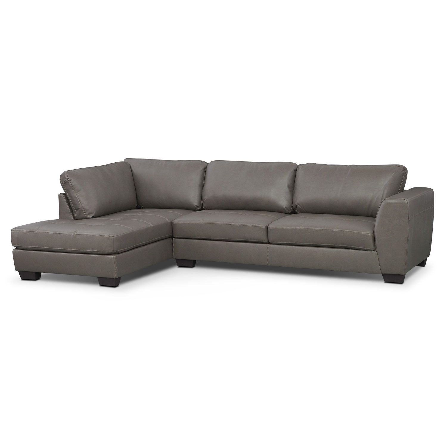 Cool Ciera Iv 2 Pc Sectional Plus Free Cocktail Ottoman 300 V Spiritservingveterans Wood Chair Design Ideas Spiritservingveteransorg