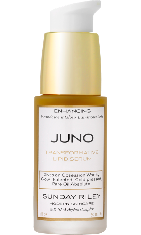 Sunday Riley Juno Transformative Lipid Serum Perfect For Winter Skin Sunday Riley Top 10 Beauty Products Face Oil