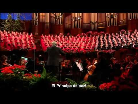 Handel: Messiah, For unto us a child is born ( Mormon Tabernacle ...