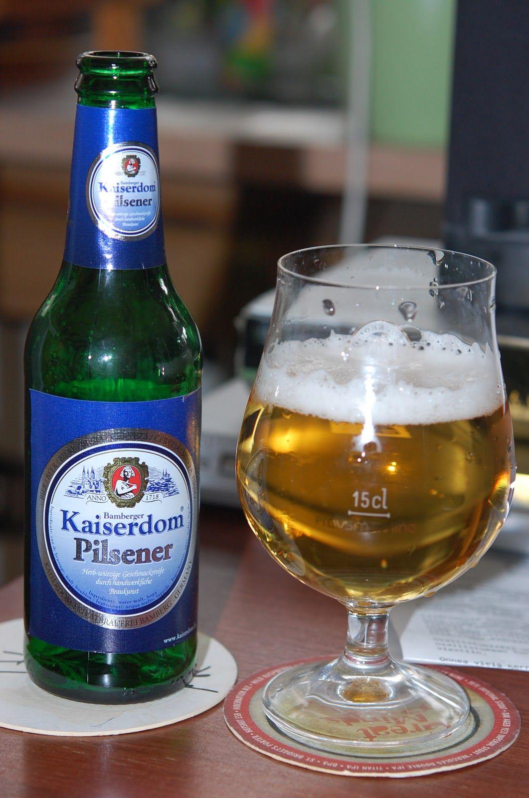 Kaiserdom Privatbrauerei - Kaiserdom Pilsener 4,8% pullo