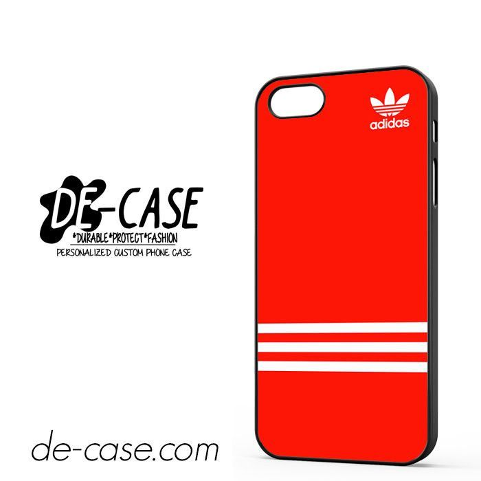 Horizontal Strips Adidas DEAL-5346 Apple Phonecase Cover For Iphone SE Case