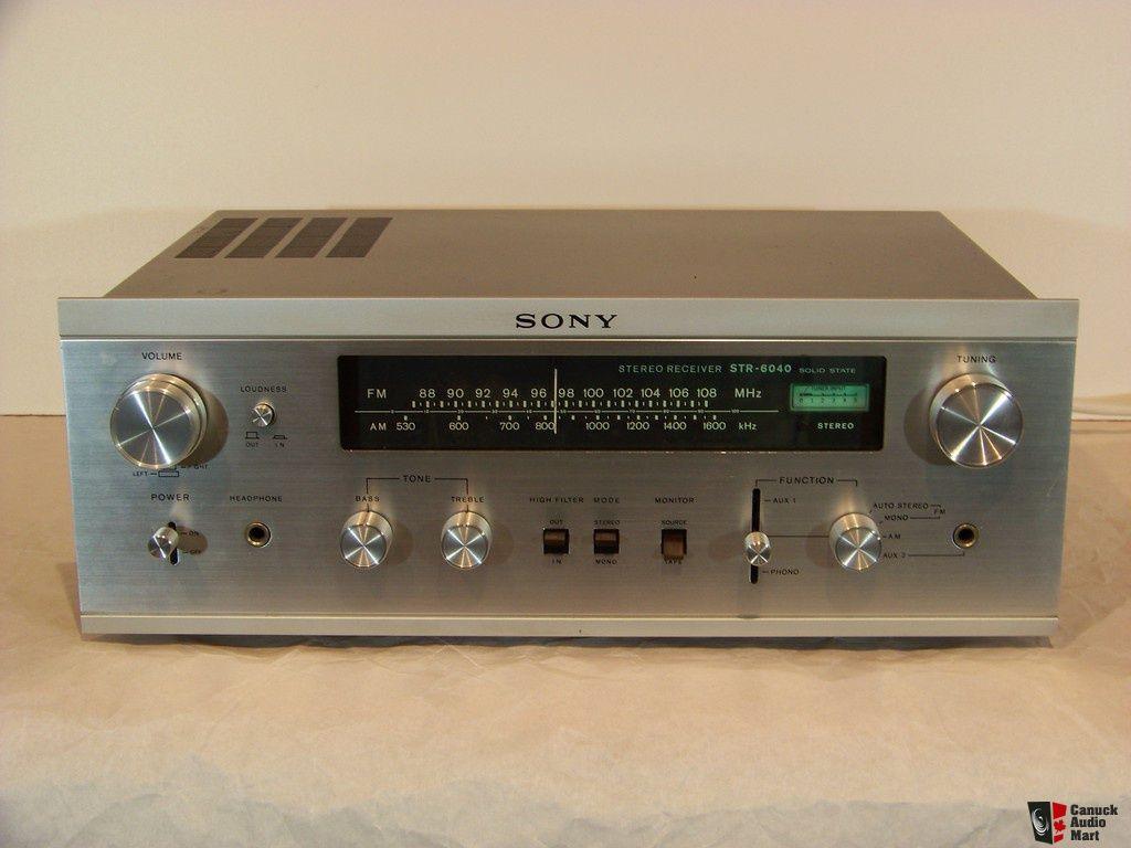 Sony Str 6040
