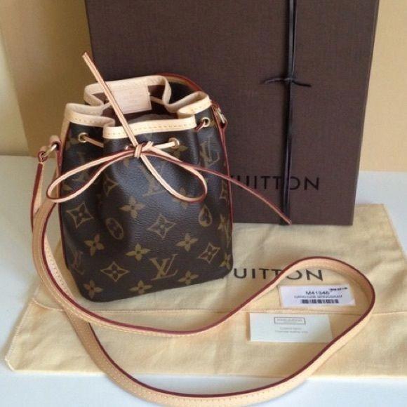 Louis Vuitton Bags Louis Vuitton Nano Noe Louisvuittonhandbags Louis Vuitton Vuitton Louis Vuitton Handbags