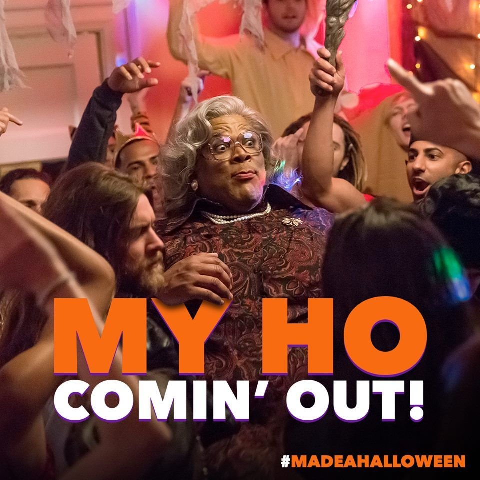 Get ready to party with Madea! The 1 movie in America