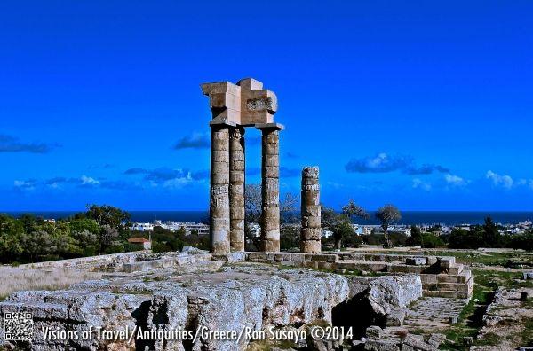Ancient Acropolis, Rhodes Town