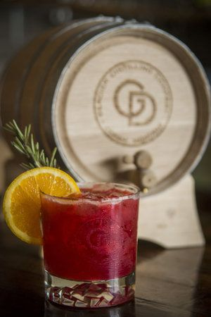 Recipe for Afterglow and other drinks using Fireweed Whiskey from Glacier Distilling